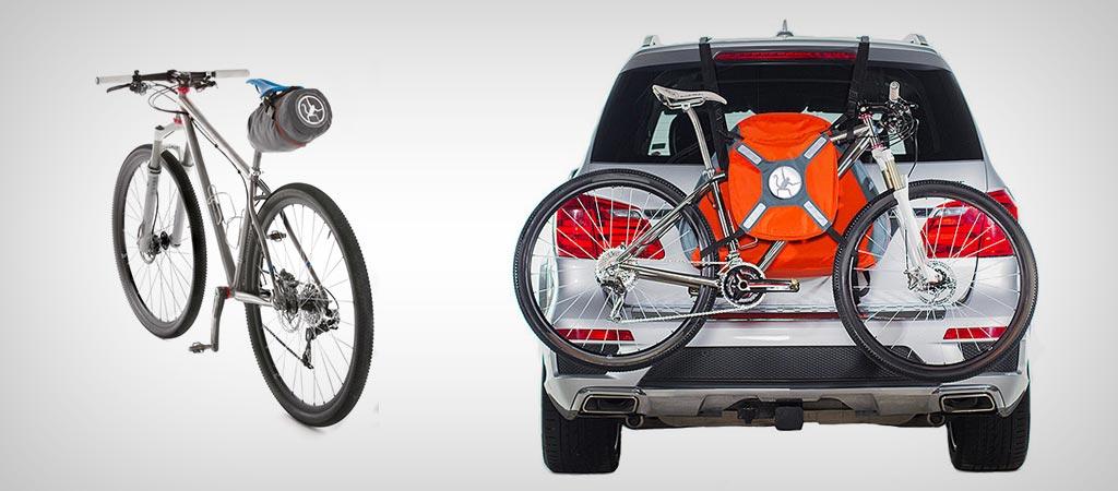 TrunkMonkey | Inflatable Bike Rack