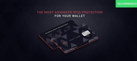 VAULTCARD | The Ultimate RFID Protection
