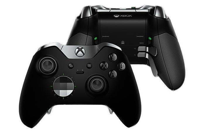 Xbox Elite design
