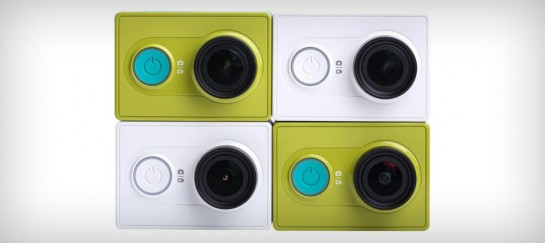 XIAOMI YI AMBARELLA A7LS ACTION CAMERA