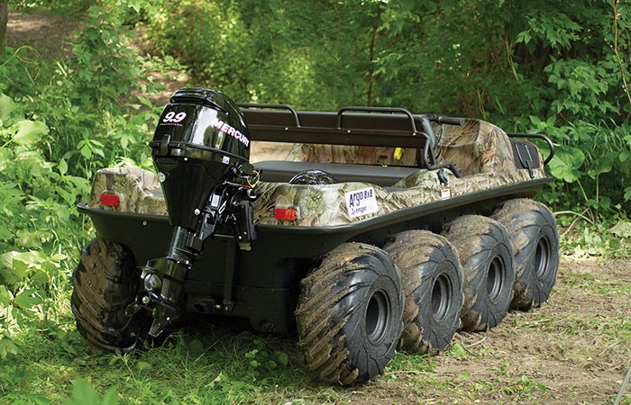 Argo all terrain