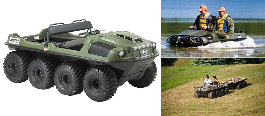 Argo All Terrain Vehicle