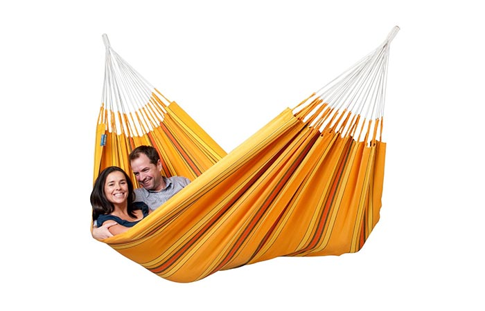 Currambera Colombian Double Hammock size