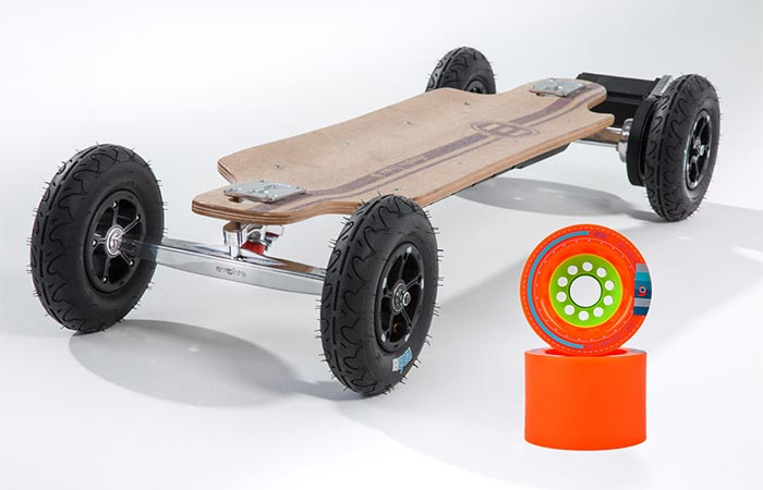 Evolve Skateboards Bamboo Series