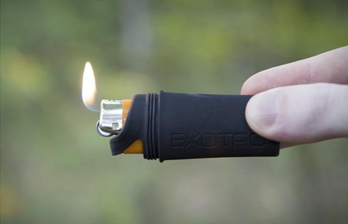 fireSLEEVE gas lock