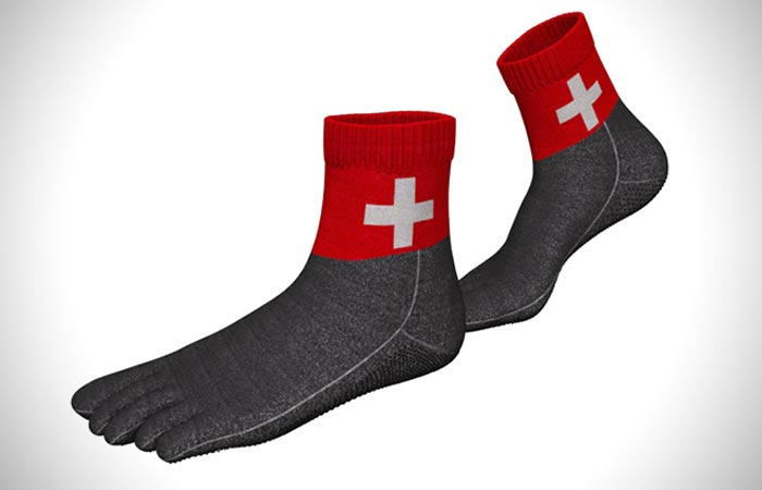 3D model of the FreeYourFeet FYF Socks
