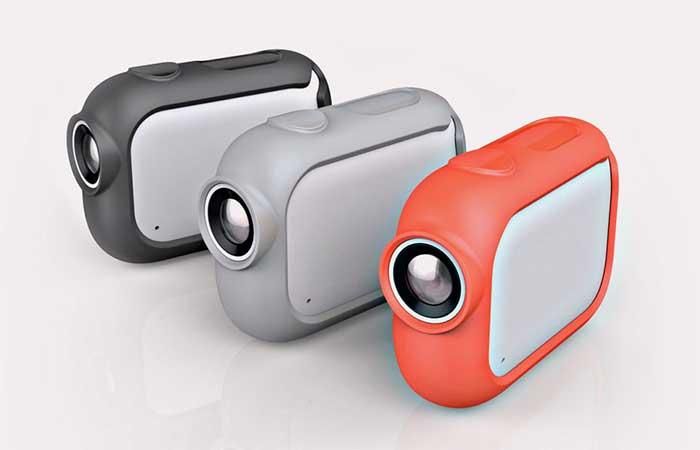Graava Action Camera bumper holsters
