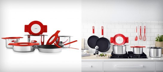 GRAVITY COOKWARE | BY EVA SOLO
