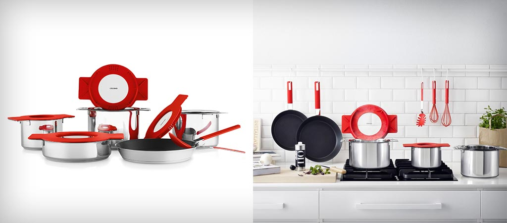 Gravity Cookware by Eva Solo
