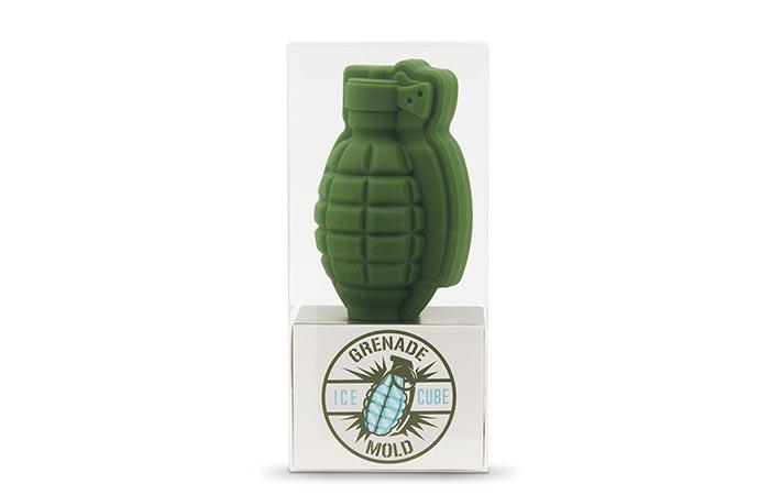 Grenade Ice Cube Mold convenience