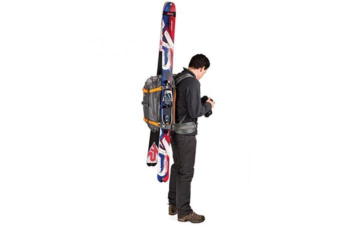 Lowepro Whistler Backpack straps