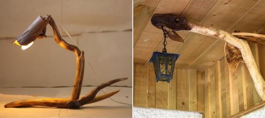 Panlights Handmade Wooden Lights | By Javor Skerlj Vogelnik
