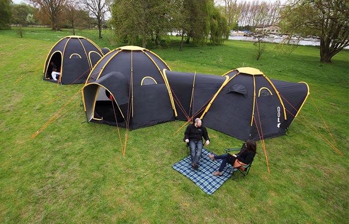 POD Tents tent system