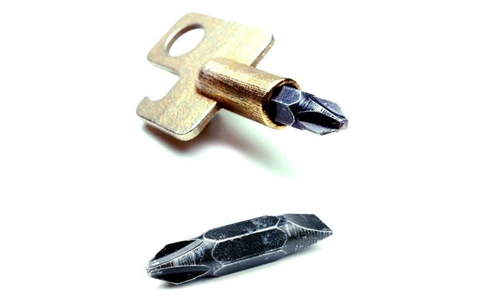 Screwdriver Mini +|- screwdriver bit