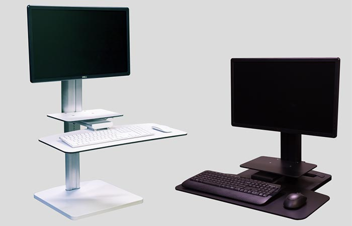 Sit2Stand Height Adjustable Workstation material