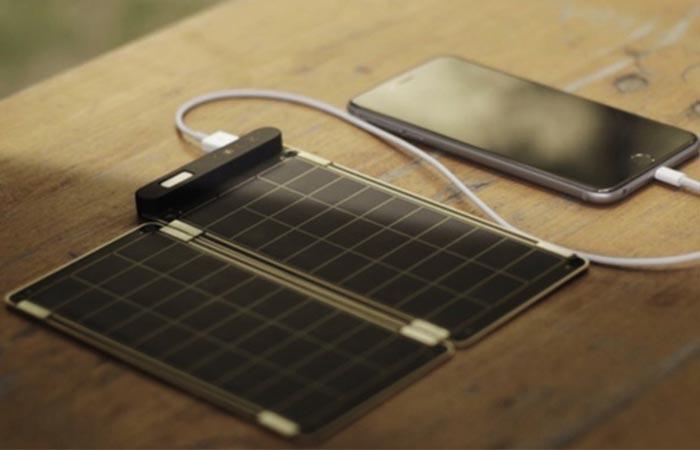 Solar Paper solar panels