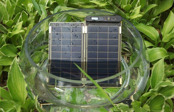 Solar Paper durability