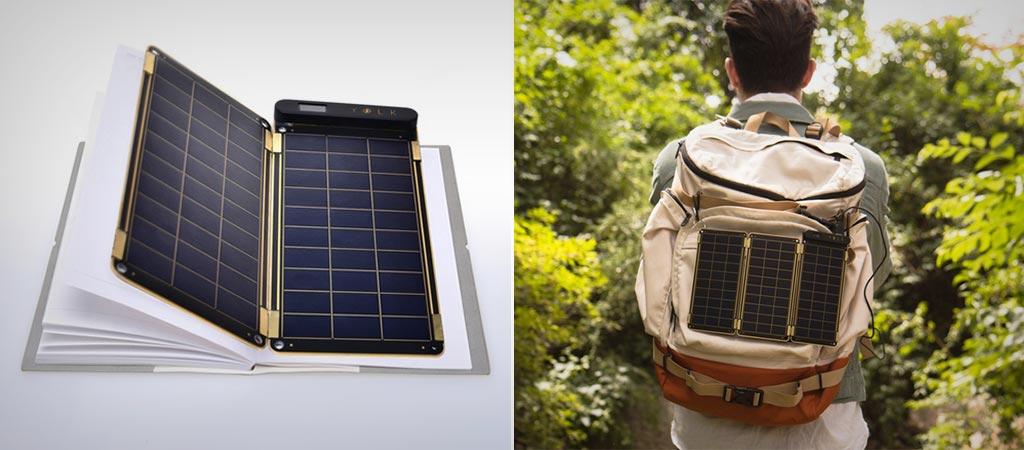 Solar Paper by Yolk