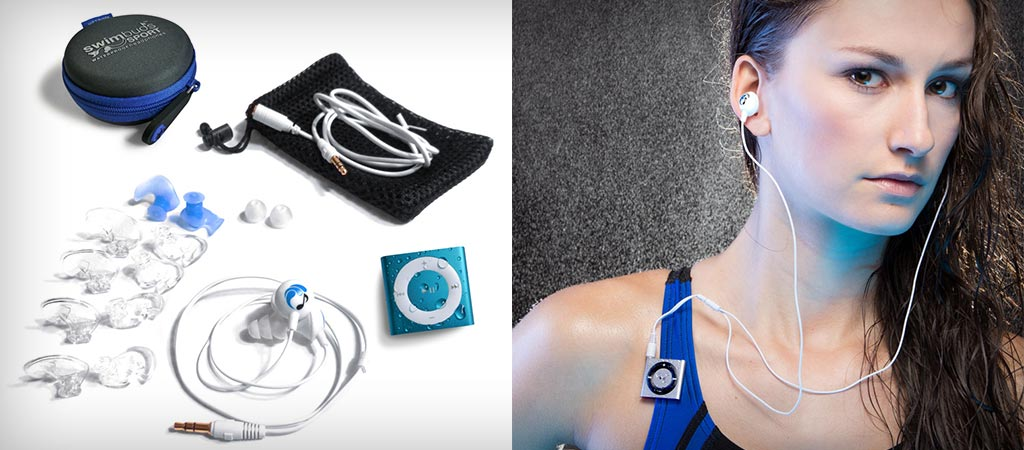 Swimbuds Sport & Underwater Audio iPod