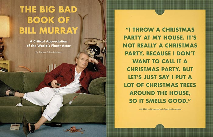 The Big Bad Book of Bill Murray biography