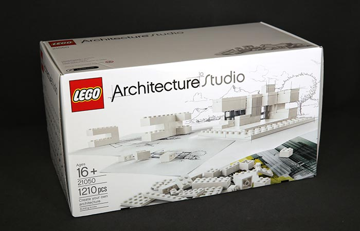 The LEGO Architect LEGO Architecture Studio