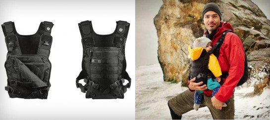 THE MISSION CRITICAL BABY CARRIER