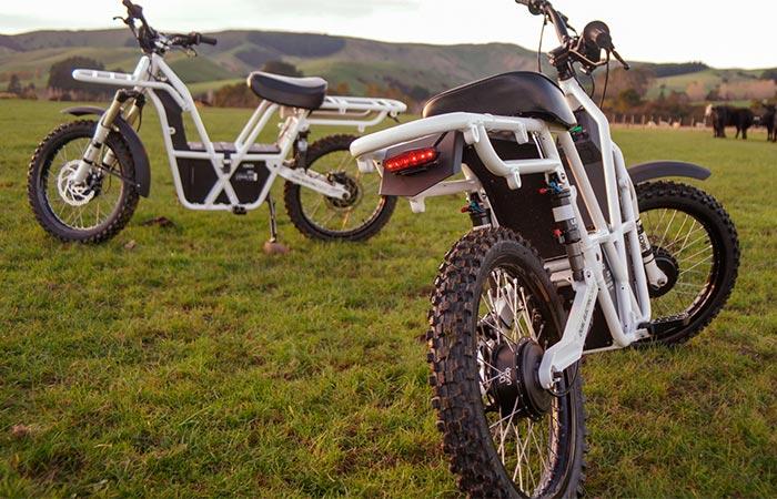 Ubco 2x2 Utility Bike rack