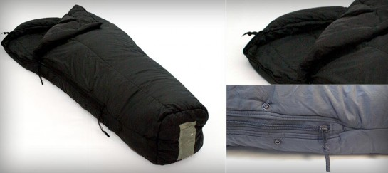 US MILITARY COLD WEATHER SLEEPING BAG | BY TENNIER INDUSTRIES