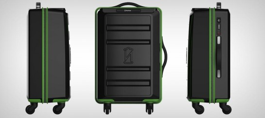 VOLTVOYAGE | WIRELESS CHARGING SUITCASE
