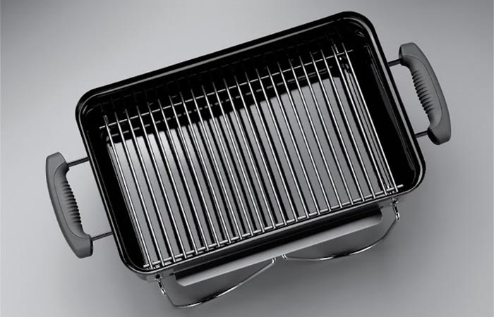 Weber Go-Anywhere Charcoal Grill grate