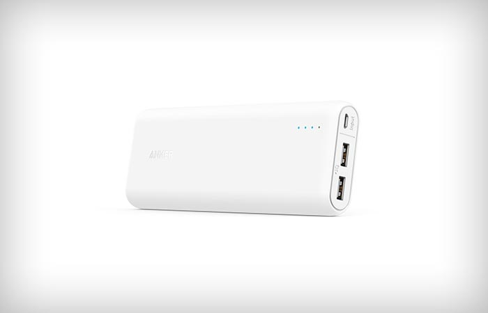 Anker Power Core 20100 color variations