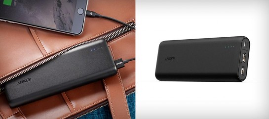 ANKER POWER CORE 20100 | ULTRA HIGH CAPACITY POWER BANK (20,000mAh)