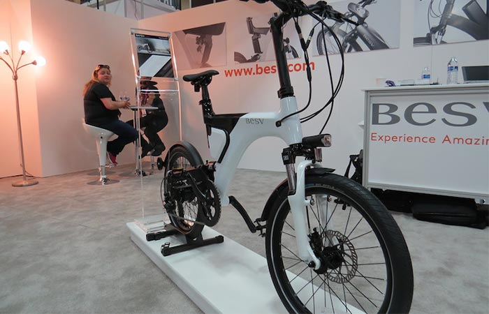 BESV PS1 Electric Bike performance