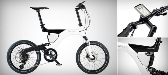 BESV PS1 ELECTRIC BIKE