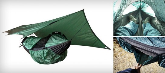 CLARK NX-270 HAMMOCK TENT | BY CLARK JUNGLE HAMMOCK CO.