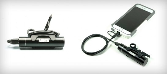 CLIPCHARGE +|- | YOUR ON THE GO PORTABLE CHARGER