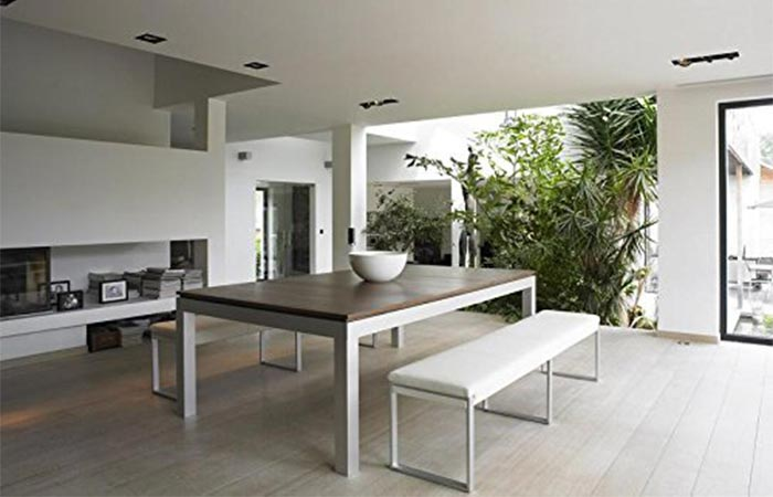 Fusion Pool and Dining Table finishes