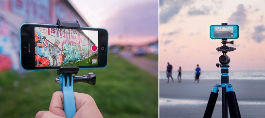 FREERIDE SMARTPHONE MOUNT | BY GOWORX
