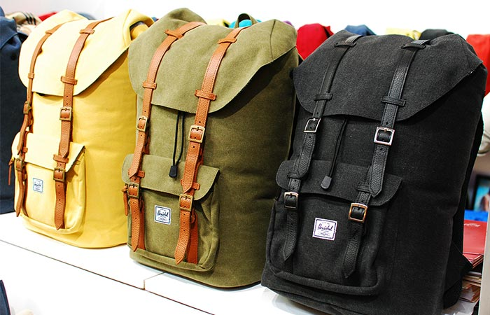 Little America Backpacks style