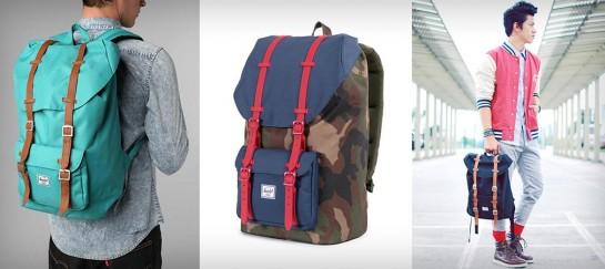 Herschel Supply Co Little America Backpacks