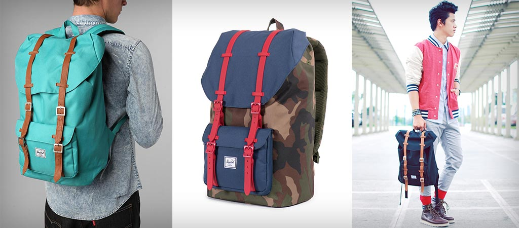 Herschel Supply Co. Little America Backpacks