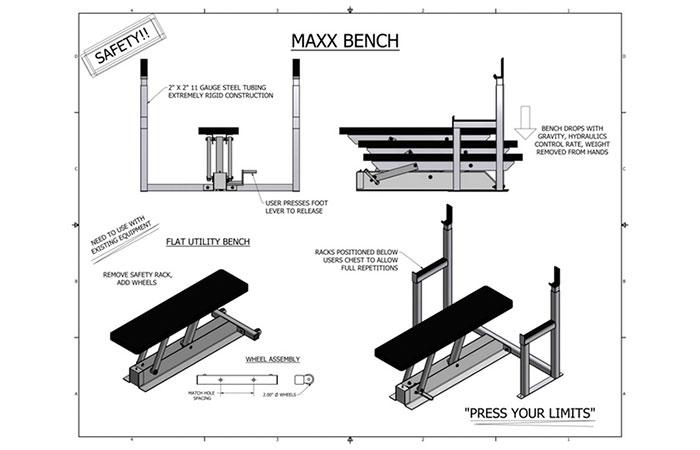 Maxx Bench