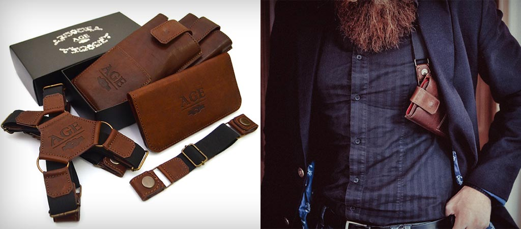Phonster Handcrafted Holster
