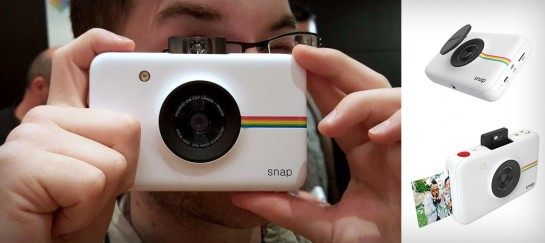 NEW! POLAROID SNAP INSTANT DIGITAL CAMERA