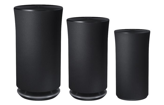 Samsung Wireless Audio 360 Speakers models