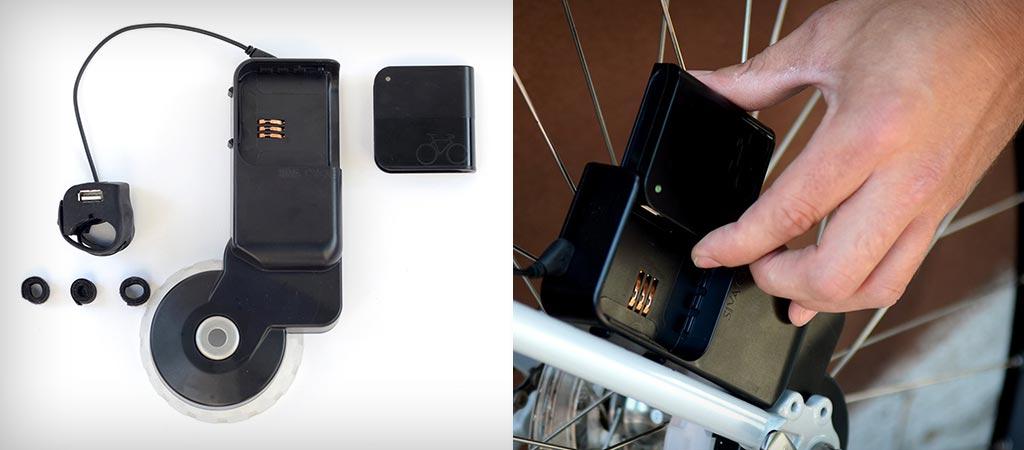Siva Atom | Bicycle USB Charger