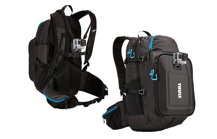 Legend GoPro Backpack mounts
