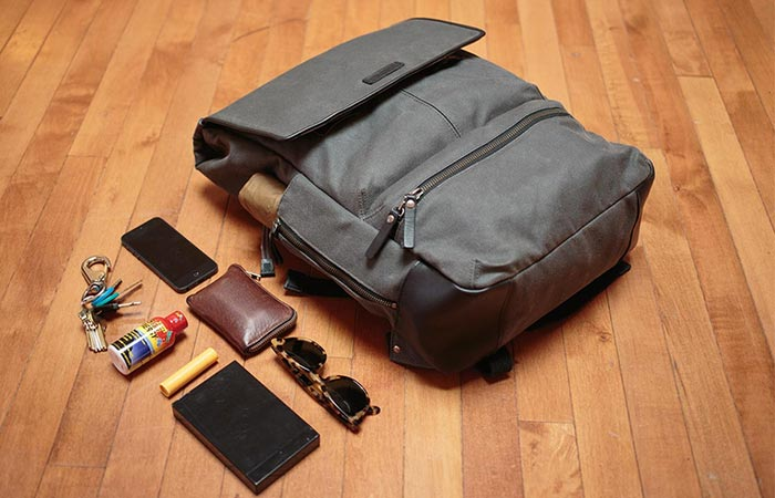 Walker Laptop Backpack additional pockets