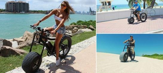 XTERRAIN500 | ALL TERRAIN ELECTRIC BICYCLE