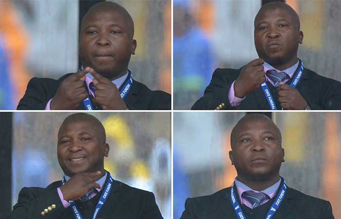 Nelson Mandela's memorial service interpretor